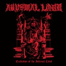 ABYSMAL LORD - Exaltation Of The Infernal Cabal (2019) CD