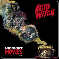 ACID WITCH - Midnight Movies (2015) MCDdigi