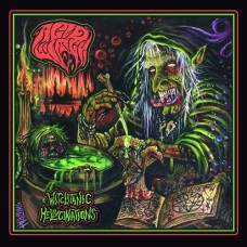 ACID WITCH - Witchtanic Hellucinations (2012) CD