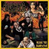 ADVERSOR - Rise To Survive (2016) CD