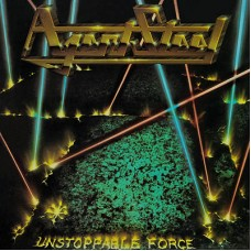 AGENT STEEL - Unstoppable Force (2016) LP