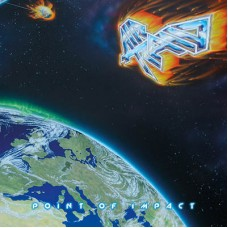 AIR RAID - Point Of Impact (2014) CD