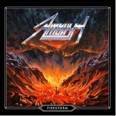 AMBUSH - Firestorm (2014) CD