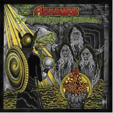 ASHBURY - Eye Of The Stygian Witches (2018) CD