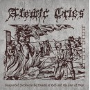 ATOMIC CRIES - Suspended Between the Mouth... (2013) EP