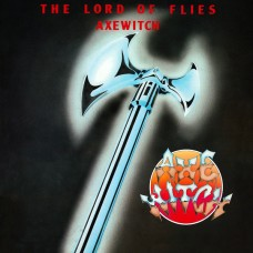 AXE WITCH - The Lord Of Flies (2019) CD