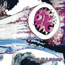 BANG - Death Of A Country (2016) CDdigi
