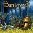 BATTLEROAR - Blood Of Legends (2014) CDdigi