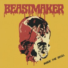 BEASTMAKER - Inside The Skull (2017) LP