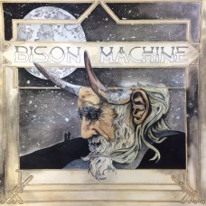 BISON MACHINE - Hoarfrost (2015) LP