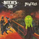 BITCHES SIN - Invaders (2016) DCD