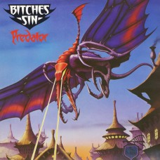BITCHES SIN - Predator (2016) CDdigi
