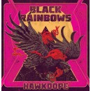 BLACK RAINBOWS - Hawkdope (2015) CDdigi