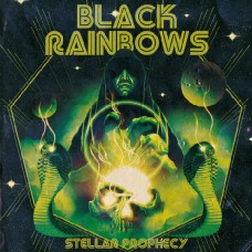 BLACK RAINBOWS - Stellar Prophecy (2016) CDdigi