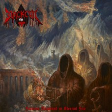 BLACKEVIL - Forever Baptised In Eternal Fire (2020) CD