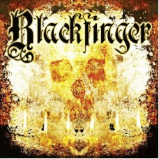 BLACKFINGER - S/T (2014) CD