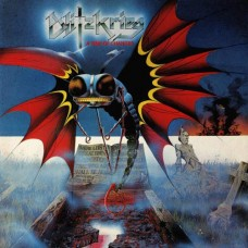 BLITZKRIEG - A Time Of Changes (2017) CDdigi
