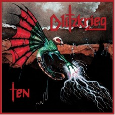 BLITZKRIEG - Ten (2019) CD