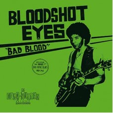 BLOODSHOT EYES - Bad Blood (2020) CD