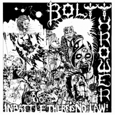 BOLT THROWER - In Battle There Is No Law (2011) LP