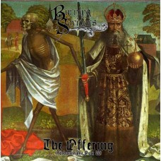 BURNING SAVIOURS - The Offering (2012) EP