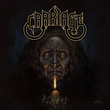 CARRIAGE - Visions (2018) CD