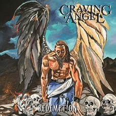 CRAVING ANGEL - Redemption (2017) CD