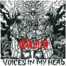CRUCIFIER, THE - Voices In My Head (2017) CD