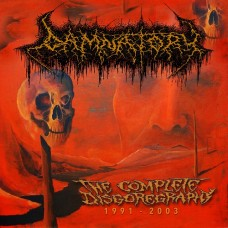 DAMNATORY - The Complete Disgoregraphy 1991-2003 (2018) CD