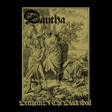 DAUTHA - Brethren Of The Black Soil (2018) CDdigi