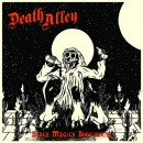 DEATH ALLEY - Black Magick Boogieland (2015) CDdigi