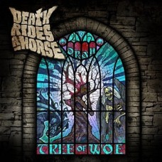 DEATH RIDES A HORSE - Tree Of Woe (2013) CD