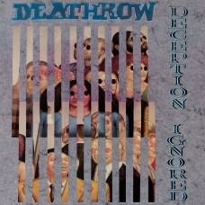 DEATHROW - Deception Ignored (2018) CDdigi