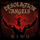 DESOLATION ANGELS - King (2018) CDdigi