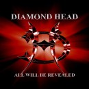 DIAMOND HEAD - All Will Be Revealed (2016) CD