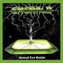 EMERALD - Armed For Battle (2018) CD