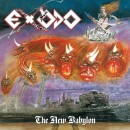 EXODO - The New Babylon (2016) CD