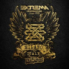 EXTREMA - The Old School EP (2016) MCD