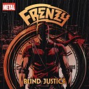 FRENZY - Blind Justice (2019) CD