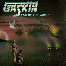 GASKIN - End Of The World (2018) LP
