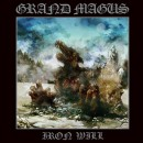 GRAND MAGUS - Iron Will (2008) LP