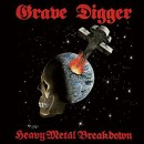 GRAVE DIGGER - Heavy Metal Breakdown (2018) CDdigi