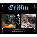 GRIFFIN - Flight Of The Griffin / Protectors Of The Lair (2020) 3CD