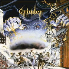 GRINDER - Dawn For The Living (2015) CD