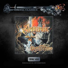 HEADSTONE - Excalibur (2016) CD