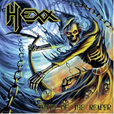 HEXX - Wrath Of The Reaper (2017) LP