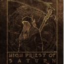 HIGH PRIEST OF SATURN - S/T (2013) CDdigi