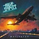 HIGH SPIRITS - Motivator (2016) CD