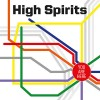 HIGH SPIRITS - You Are Here (2014) CD