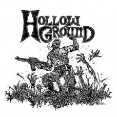 HOLLOW GROUND - Warlord (2014) DLP